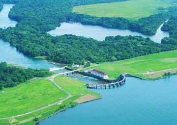 crucero por Lago Gatun (Panamá)