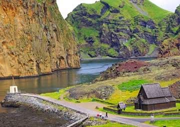 crucero por Heimaey(Islandia)