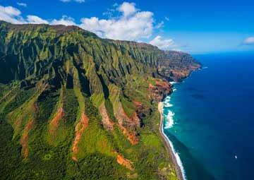 crucero por Kauai(Hawai)