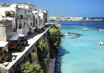 crucero por Otranto (Italia)