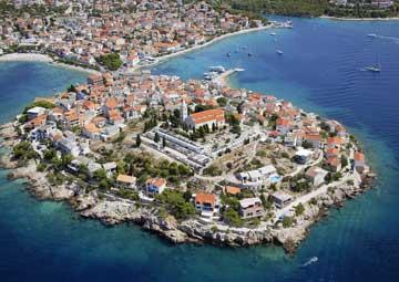 crucero por Primosten(Croacia)