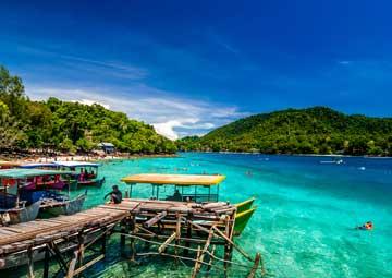 crucero por Sabang (Indonesia)