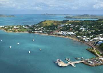 crucero por Thursday Island (Queensland)