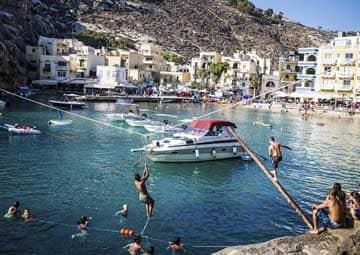 crucero por Xlendi (Malta)