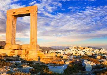 crucero por Naxos (Grecia)