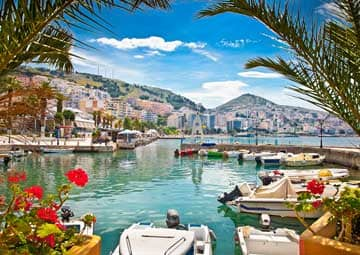 crucero por Saranda (Albania)