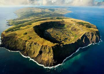 Puerto Easter Island (Chile)