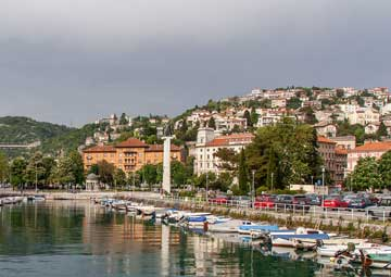 crucero por Rijeka