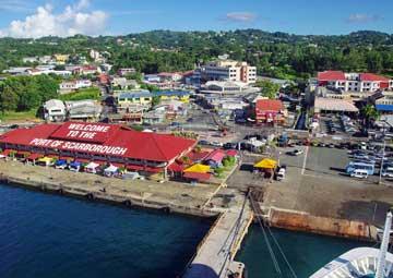 crucero por Tobado Scarborough (Trinidad y Tobago)