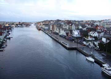 crucero por Haugesund (Noruega)