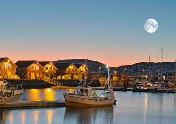 crucero por Bodo (Noruega)