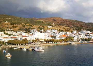 Puerto Lavrio (Atenas)