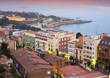 crucero por Tarragona