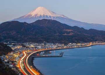 crucero por Shimizu (Japón)