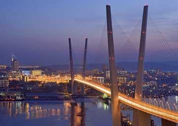 crucero por Vladivostok (Rusia)
