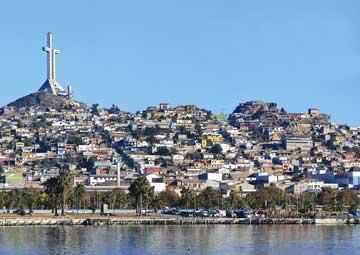 crucero por Coquimbo (Chile)