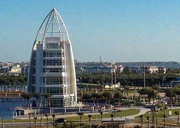 crucero por Cabo Cañaveral (Orlando)