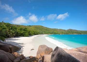crucero por Praslin (Seychelles)