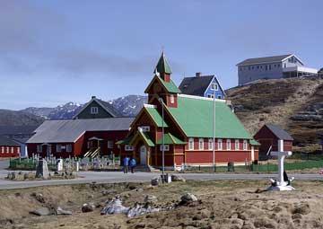 crucero por Paamiut (Groenlandia)