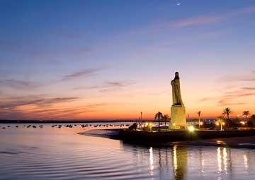 crucero por Huelva