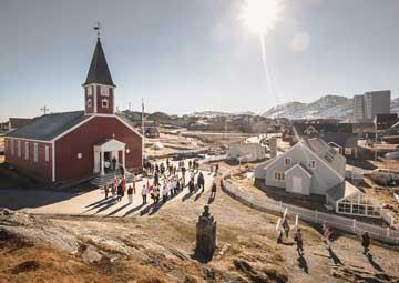crucero por Nuuk