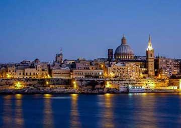 crucero por Valleta (Malta)