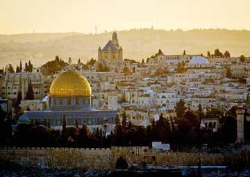 crucero por Jerusalén