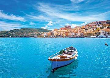 crucero por Porto Santo Stefano (Italia)