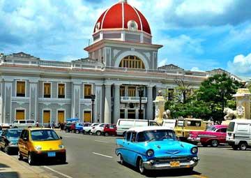 crucero por Cienfuegos (Cuba)
