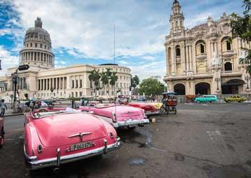 crucero por La Habana
