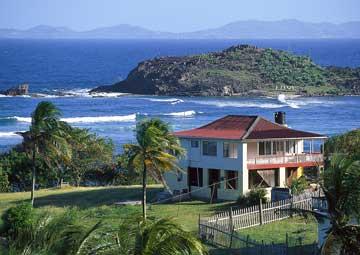 crucero por Bequia (Saint Vincent y Granadinas)