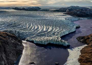 Puerto KANGERLUSSUAQ (Groenlandia)