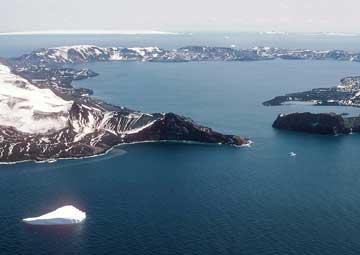 crucero por Deception Island