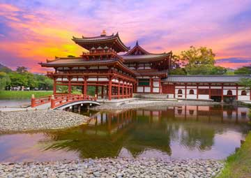 crucero por Kioto