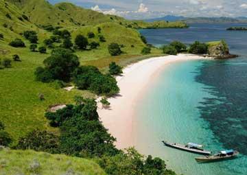crucero por Celukan Bawang (Indonesia)