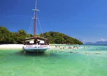 crucero por Ilha do Maia (Brasil)