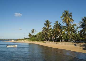 crucero por Inhaca (Mozambique)