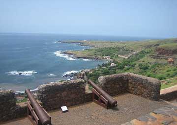 crucero por San Vicente (Cabo Verde)