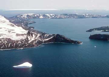 crucero por Islas Shetland del Sur