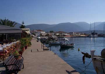 crucero por Sami (Grecia)