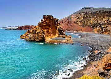 crucero por Arrecife de Lanzarote, España
