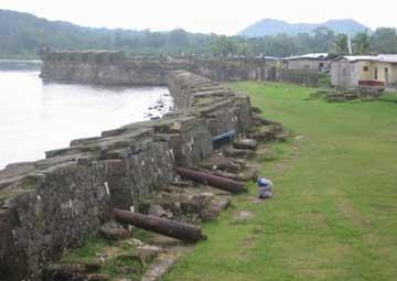 crucero por Cristóbal, Panamá