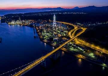 crucero por Muroran, Japón