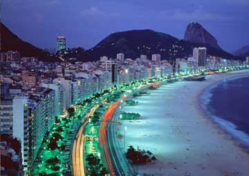 crucero por Camboriu, Brasil