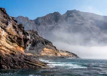 crucero por Punta Vicente Roca (Isabela)