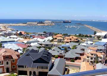 crucero por Bunbury - Australia