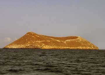 crucero por Isla Daphne (Galápagos)