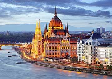 crucero por Budapest / Esztergom