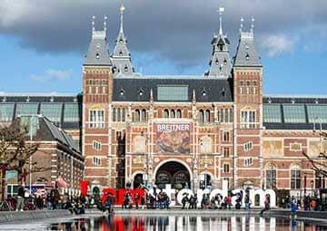 crucero por Amsterdam / Nijmegen / Krefeld