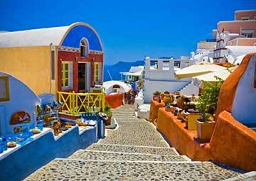 crucero por Heraklión (Creta) \ Santorini (Grecia)